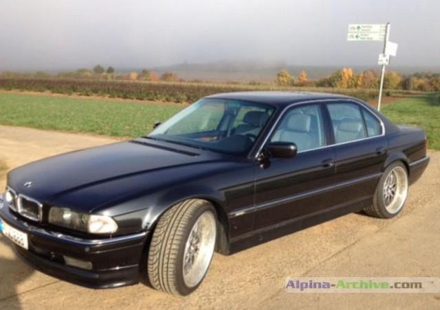 Alpina Archive Car Profile Bmw Alpina B12 5 7 010