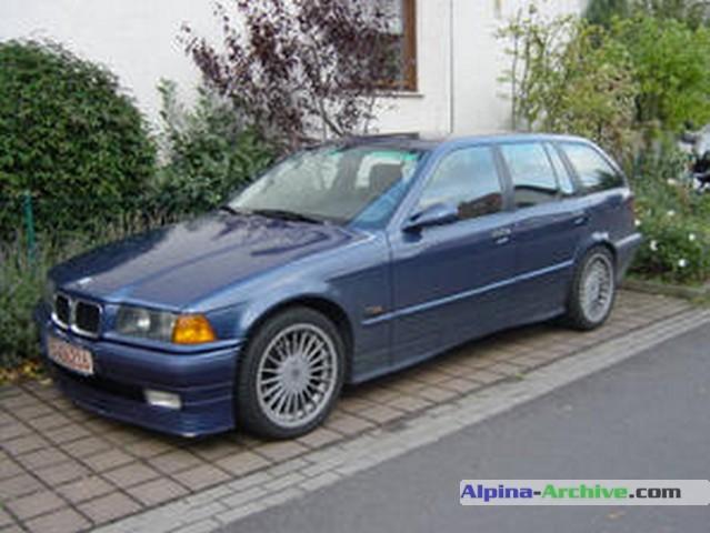 Alpina Archive Car Profile Bmw Alpina B3 3 0 Touring 023