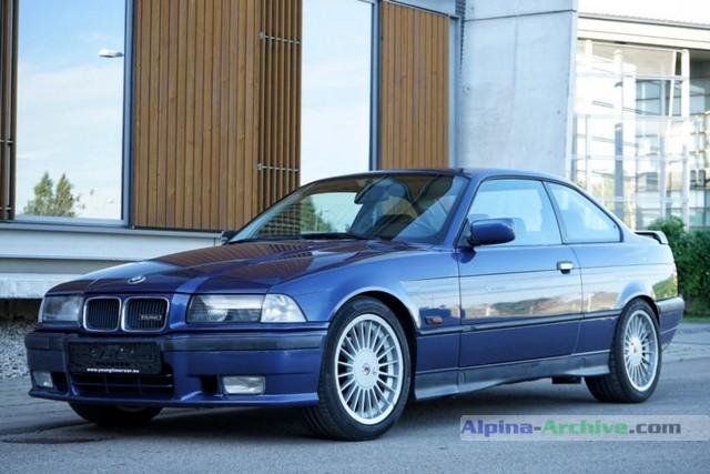 Alpina Archive Car Profile Bmw Alpina B3 3 0 Coupe 102