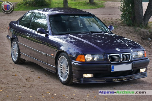 Alpina Archive Car Profile Bmw Alpina B3 3 2 Coupe 028