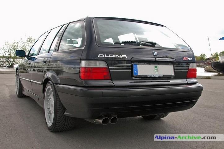 alpina archive car profile bmw alpina b3 3 2 touring 030. Black Bedroom Furniture Sets. Home Design Ideas