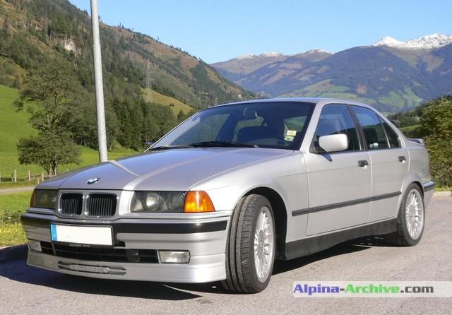 Alpina Archive Car Profile Bmw Alpina B6 2 8 2 043