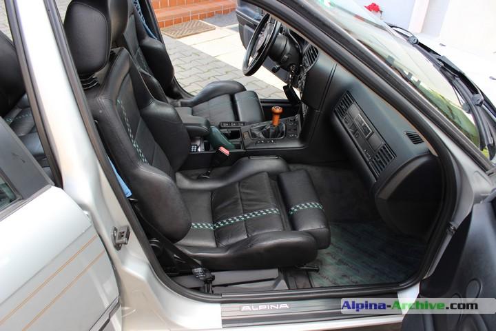 Alpina Archive Car Profile Bmw Alpina B6 2 8 2 055