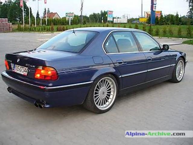 Alpina Archive Car Profile Bmw Alpina B12 5 7 096