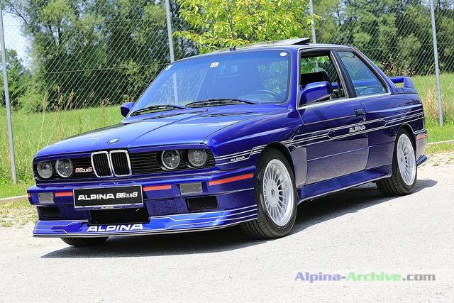 Alpina Archive Car Profile Bmw Alpina B6 3 5 002
