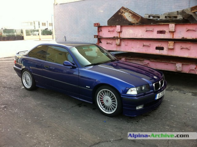 AlpinaArchive Car Profile BMW Alpina B Coupe - Bmw alpina b8