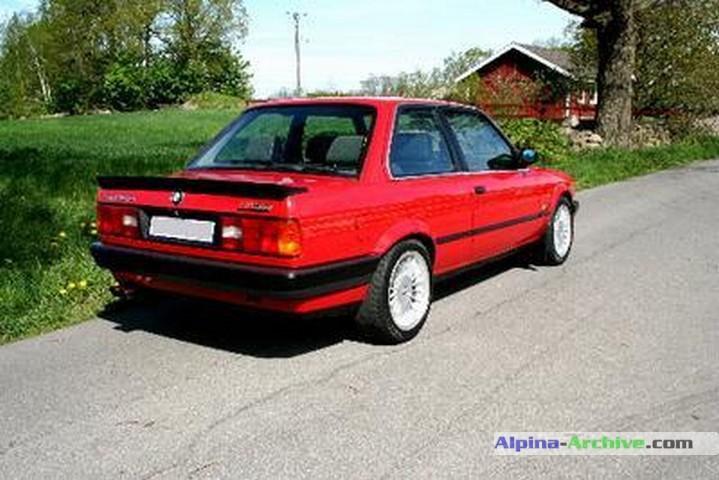 Alpina Archive Car Profile Bmw Alpina B6 3 5 186