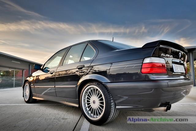 Alpina Archive Car Profile Bmw Alpina B8 4 6 009