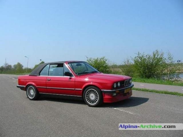Alpina Archive Car Profile Bmw Alpina C2 2 7 142