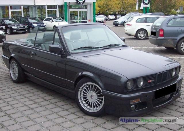 Alpina Archive Car Profile Bmw Alpina B3 2 7 280
