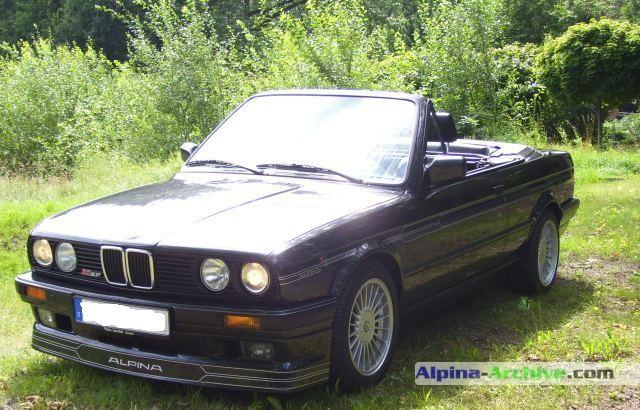 Alpina Archive Car Profile Bmw Alpina B3 2 7 400