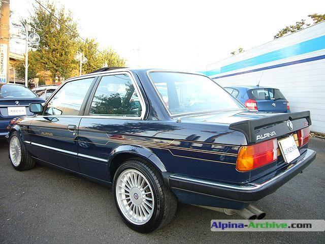 Alpina Archive Car Profile Bmw Alpina C1 2 3 1 118