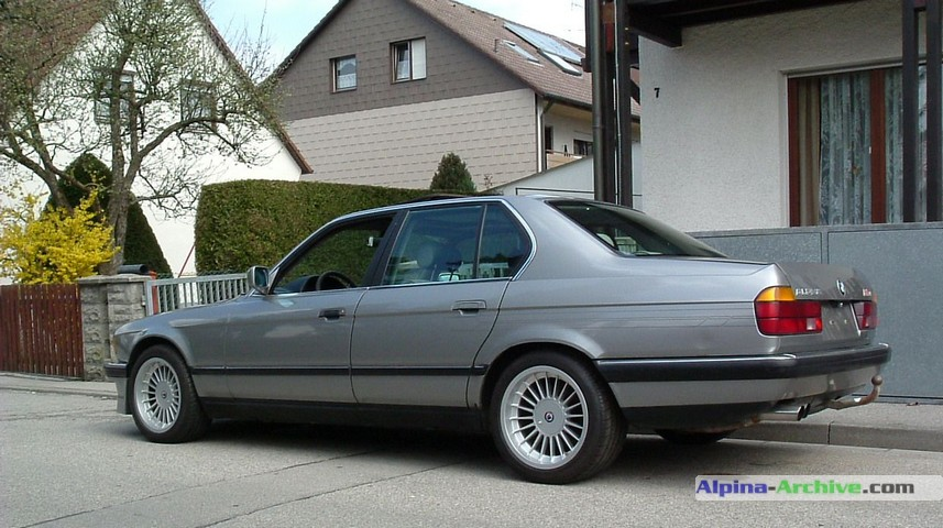 Alpina Archive Car Profile Bmw Alpina B11 3 5 070
