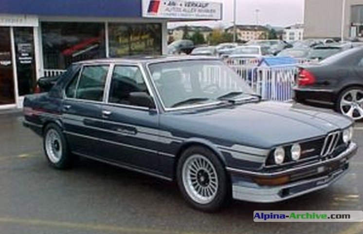 Alpina Archive Car Profile Bmw Alpina B7 Turbo 147