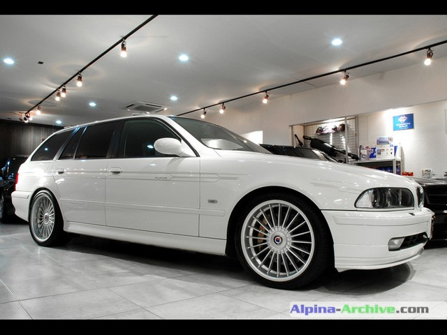 Alpina Archive Car Profile Bmw Alpina B10 V8 Touring 100