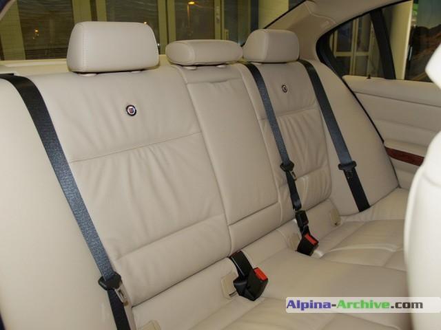 Alpina Archive Fahrzeug Profil Bmw Alpina D3 570