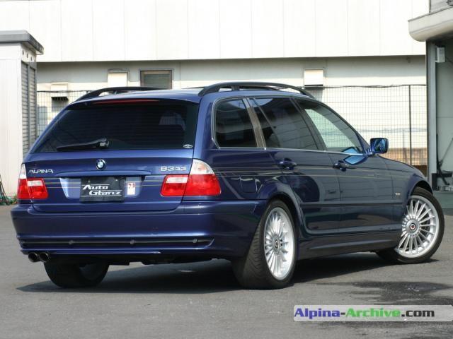 Alpina Archive Car Profile Bmw Alpina B3 3 3 Touring 074