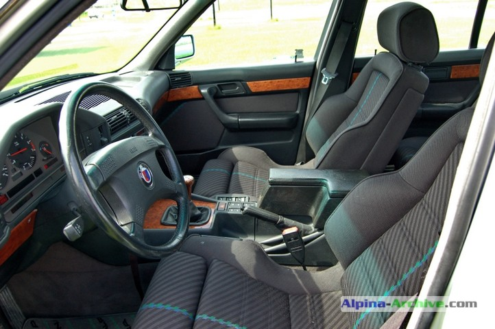 Alpina Archive Car Profile Bmw Alpina B10 Biturbo 173