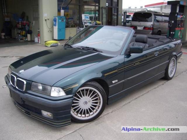 Alpina Archive Car Profile Bmw Alpina B3 3 0 Cabrio 077