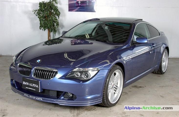 Alpina Archive Car Profile Bmw Alpina B6 Coupe 014