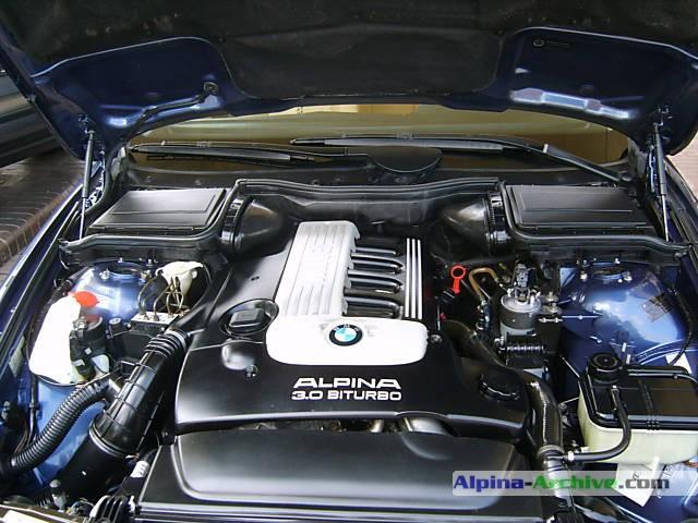 Alpina-Archive | Car Profile: BMW Alpina D10 BiTurbo #019