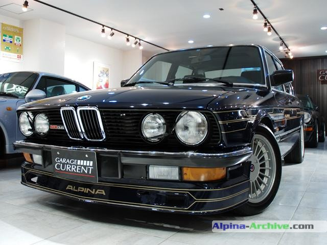 Alpina Archive Car Profile Bmw Alpina B10 3 5 076