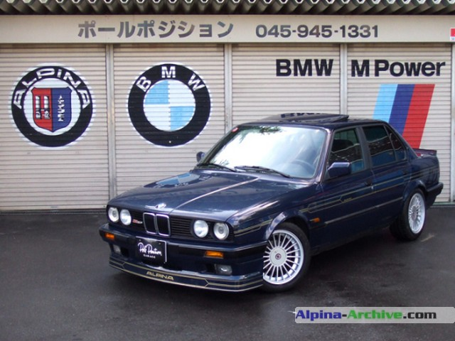 Alpina Archive Car Profile Bmw Alpina C2 2 7 074