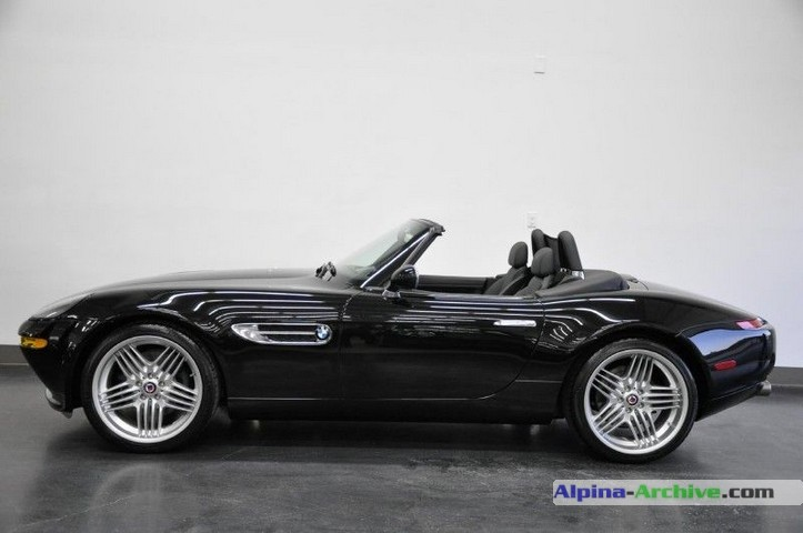 Alpina Archive Car Profile Bmw Alpina Roadster V8 508
