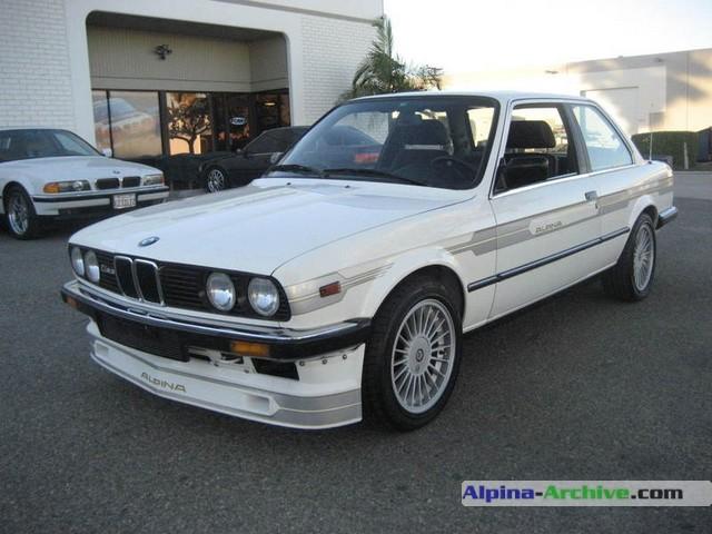 Alpina-Archive | Car Profile: BMW Alpina C1 2.3/1 #114