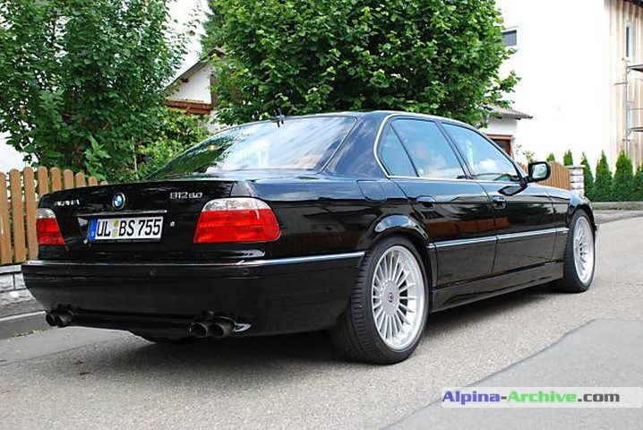 Alpina Archive Car Profile Bmw Alpina B12 6 0 048