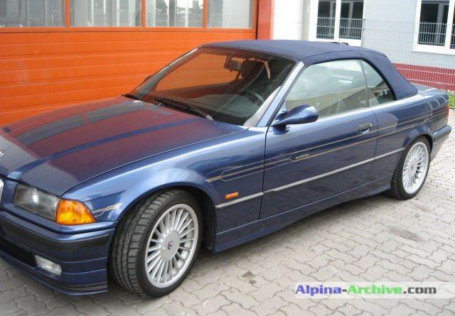 Alpina Archive Car Profile Bmw Alpina B8 4 6 Cabrio 017