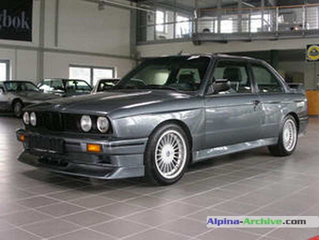 Alpina Archive Car Profile Bmw Alpina B6 3 5 S 009