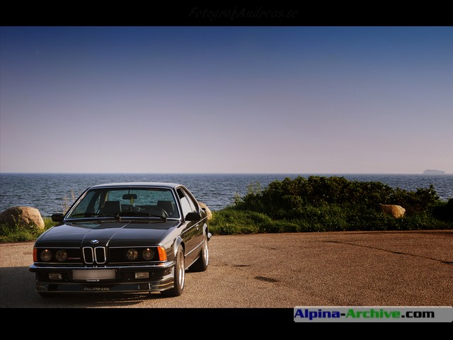 Alpina Archive Car Profile Bmw Alpina B7 Turbo Coup 233 1 022