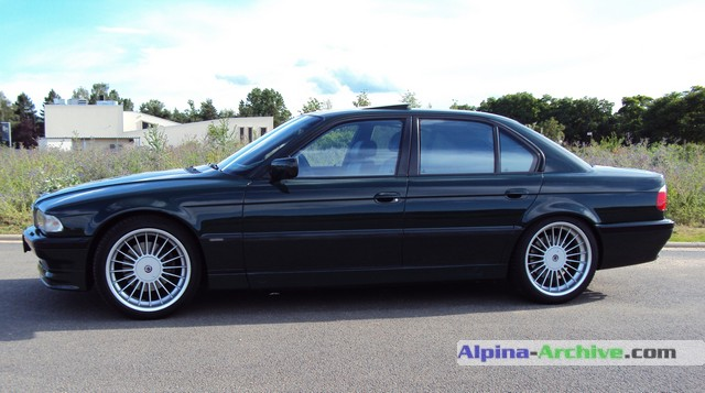 Alpina Archive Car Profile Bmw Alpina B12 5 7 015