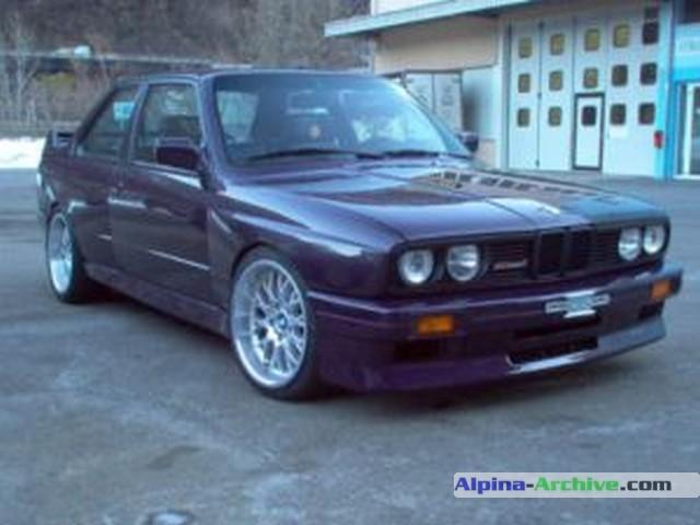 Alpina Archive Car Profile Bmw Alpina B6 3 5 S 014
