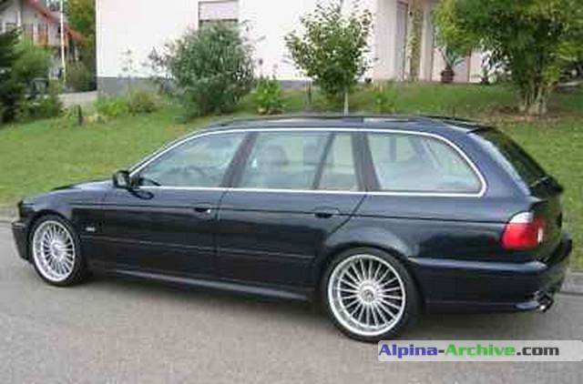 Alpina Archive Car Profile Bmw Alpina D10 Biturbo