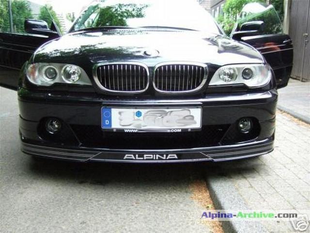 Alpina Archive Car Profile Bmw Alpina B3 S Cabrio 261