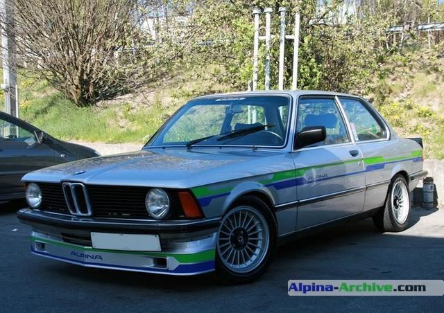 Alpina Archive Fahrzeug Profil Bmw Alpina B6 2 8 436