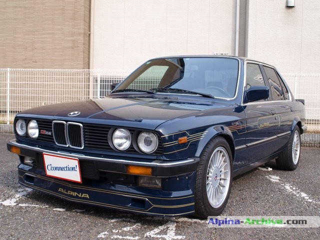 Alpina Archive Car Profile Bmw Alpina C2 2 5 018