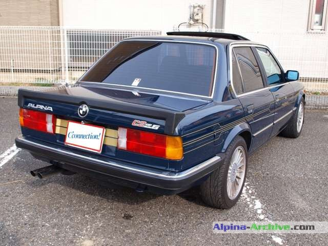 Alpina Archive Car Profile Bmw Alpina C2 2 5 018