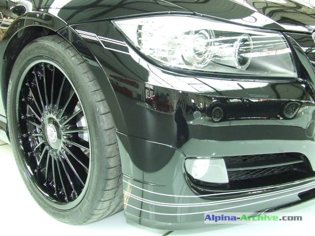 Alpina Archive Car Profile Bmw Alpina D3 Biturbo 176