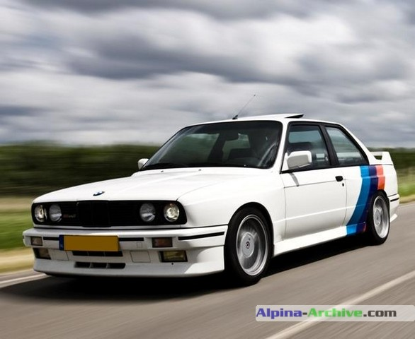 Alpina Archive Car Profile Bmw Alpina B6 3 5 S 021