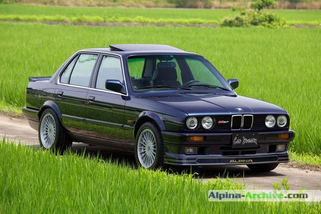 Alpina Archive Car Profile Bmw Alpina B6 2 7 198