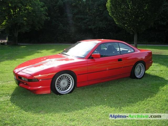 Alpina Archive Car Profile Bmw Alpina B12 5 0 Coupe 088