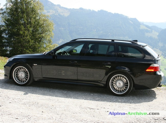 Alpina Archive Car Profile Bmw Alpina B5 Touring 114