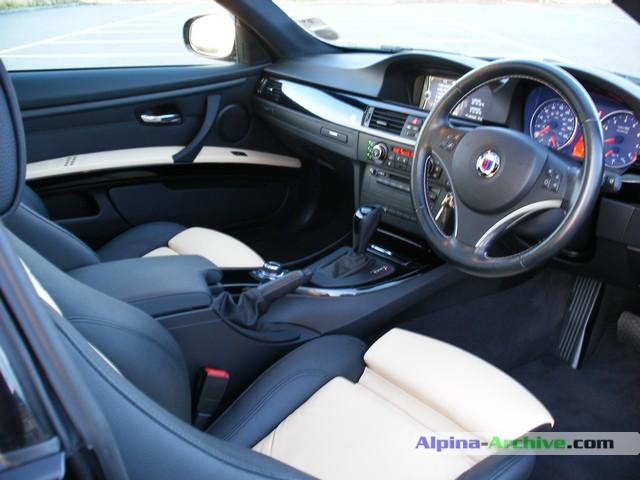 Alpina Archive Fahrzeug Profil Bmw Alpina B3 S Biturbo