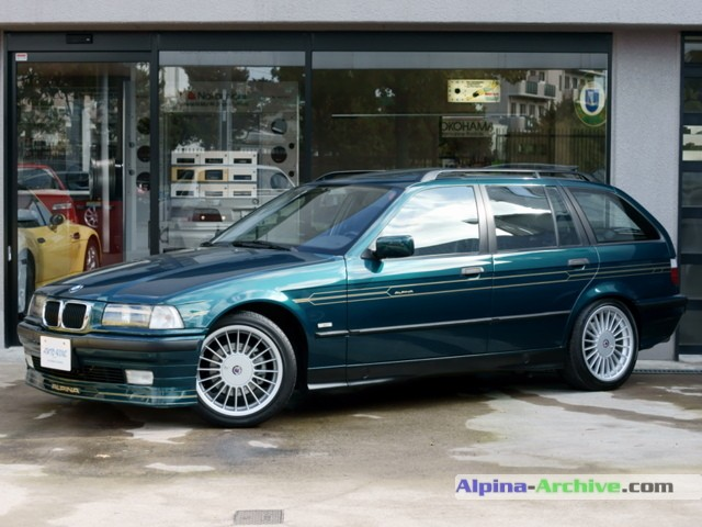 Alpina Archive Car Profile Bmw Alpina B6 2 8 Touring 059