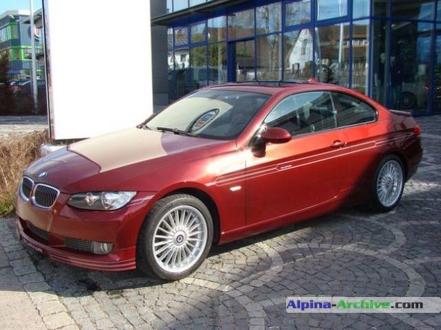 Alpina Archive Fahrzeug Profil Bmw Alpina B3 Coupe