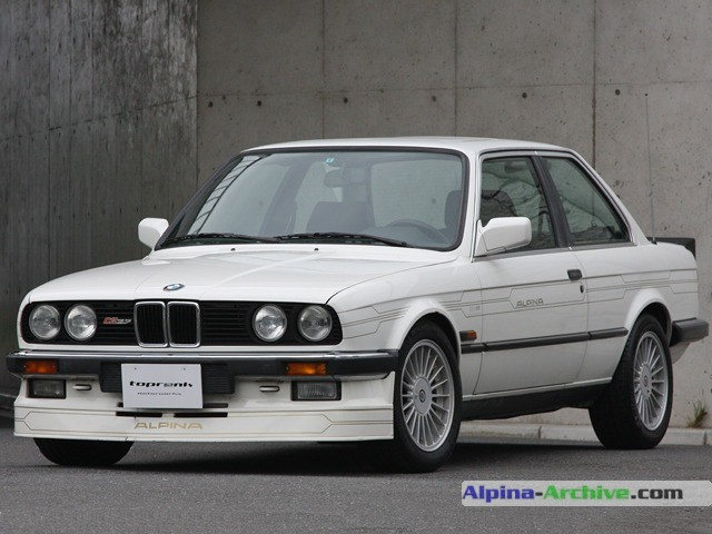 Alpina Archive Car Profile Bmw Alpina C2 2 7 012