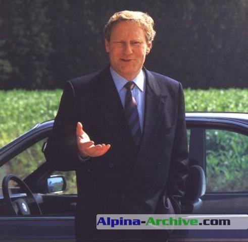 Alpina Archive Historie